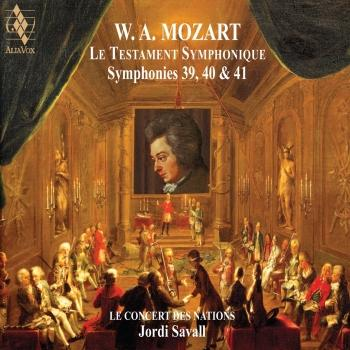 Cover Mozart: Le Testament Symphonique