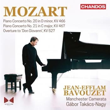 Cover Mozart: Piano Concertos, Vol. 4