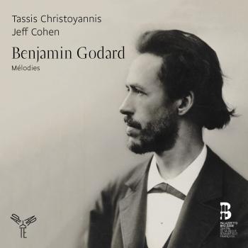 Cover Benjamin Godard: Mélodies