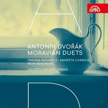 Cover Dvořák: Moravian Duets