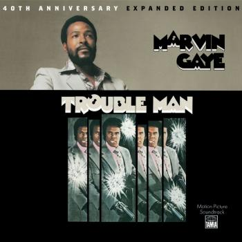 Cover Trouble Man (40th Anniversary Expanded Edition Remastered)