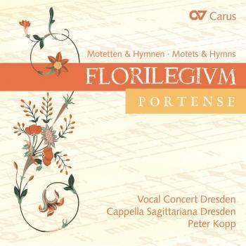 Cover Florilegium Portense