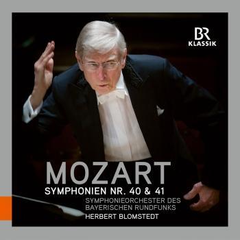 Cover Mozart: Symphonies Nos. 40 & 41