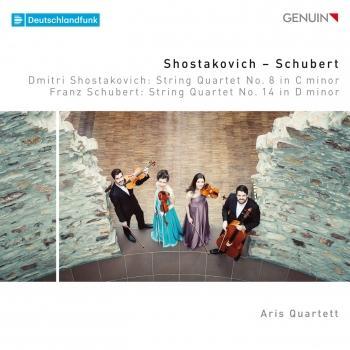Cover Shostakovich & Schubert: String Quartets