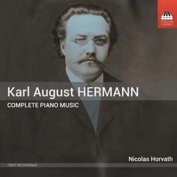 Cover K.A. Hermann: Complete Piano Music