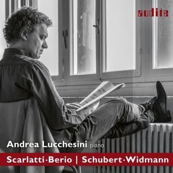 Cover Dialogues (Scarlatti & Berio / Schubert & Widmann)