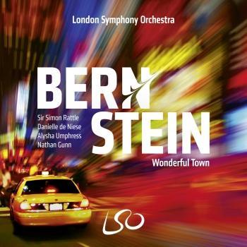 Cover Bernstein: Wonderful Town