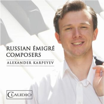 Cover Russian Émigré Composers