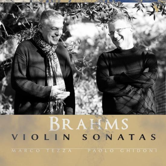Cover Brahms: Violin Sonatas