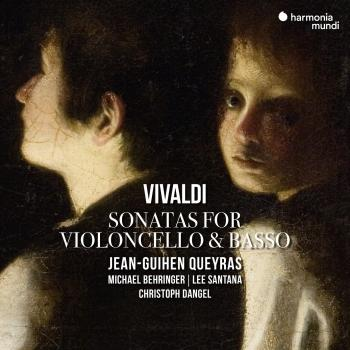 Cover Vivaldi: Sonatas for Cello & Basso Continuo