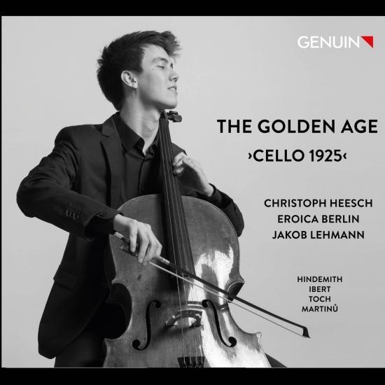 Cover The Golden Age: Cello 1925