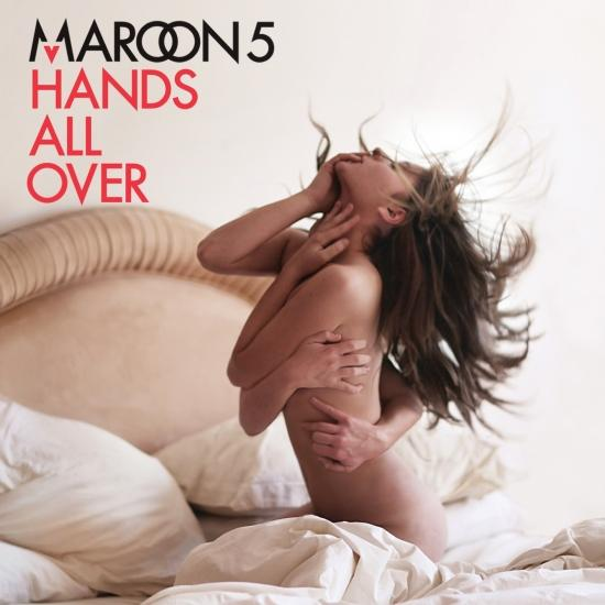 Cover Hands All Over (Deluxe Edition)