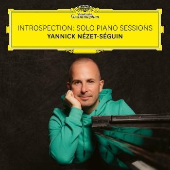 Cover Introspection: Solo Piano Sessions