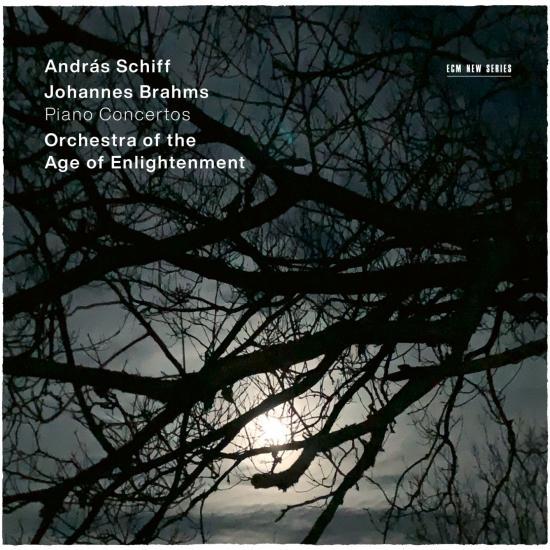 Cover Brahms: Piano Concertos