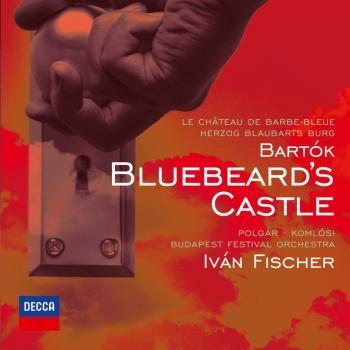 Cover Bartók: Bluebeard's Castle