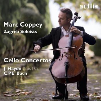 Cover Haydn & C.P.E. Bach: Cellokonzerte