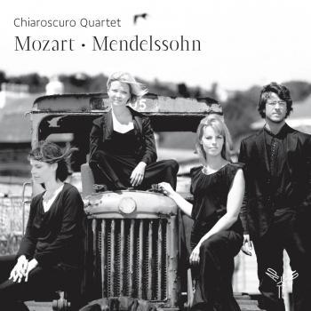 Cover Mozart / Mendelssohn