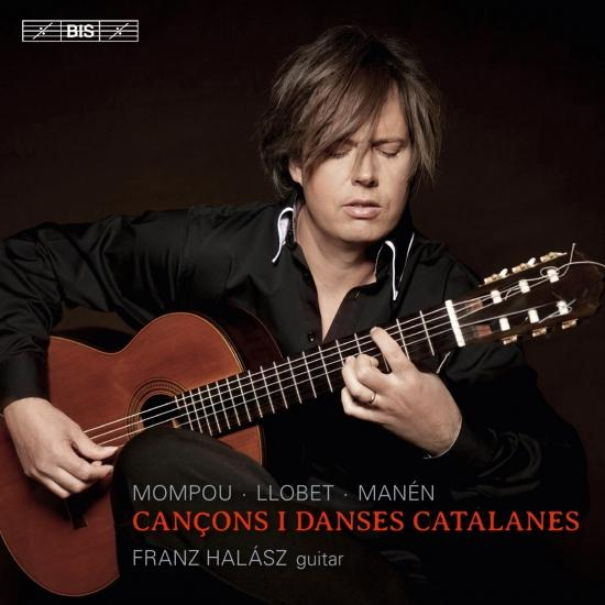Cover Cançons i Danses Catalanes