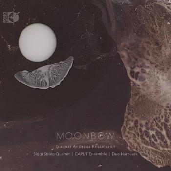 Cover Gunnar Andreas Kristinsson: Moonbow