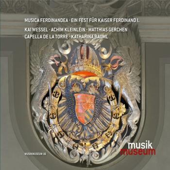 Cover Musica Ferdinandea – Ein Fest für Kaiser Ferdinand I.