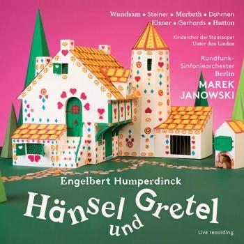 Cover Humperdinck: Hänsel und Gretel, EHWV 93.3 (Live)