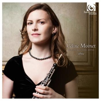 Cover Céline Moinet: Oboe Recital