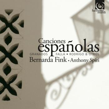Cover Canciones españolas