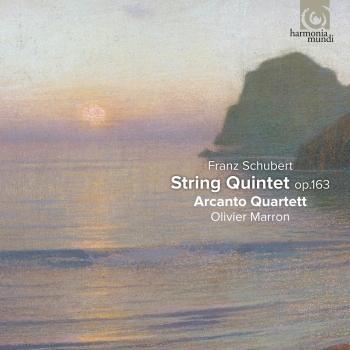 Cover Schubert: String Quintet Op. 163