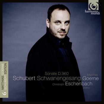Cover Schubert: Schwanengesang D. 957 - Piano Sonata D. 960