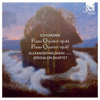 Cover Schumann: Piano Quintet, Op.44 & Piano Quartet, Op.47