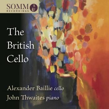 Cover The British Cello