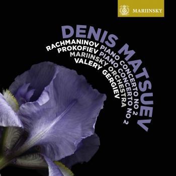 Cover Rachmaninov: Piano Concerto No. 2 - Prokofiev: Piano Concerto No. 2