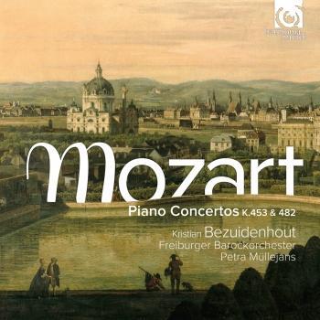 Cover Mozart: Piano Concertos K.453 & 482