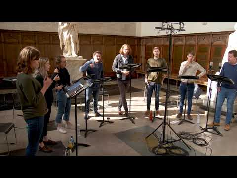 Video VOCES8: 'After Silence' Recording Introduction