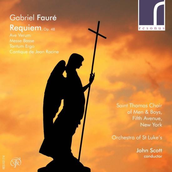 Cover Gabriel Faure: Requiem, Op. 48