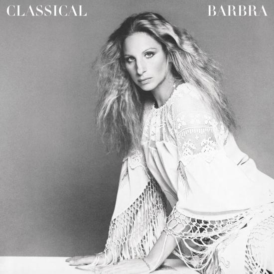 Cover Classical Barbra (Remaster)