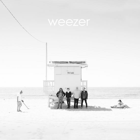 Cover Weezer (White Album - Deluxe Edition)