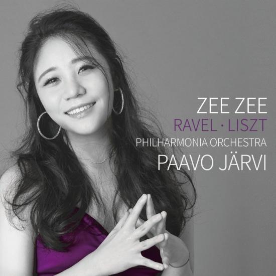 Cover Ravel · Liszt