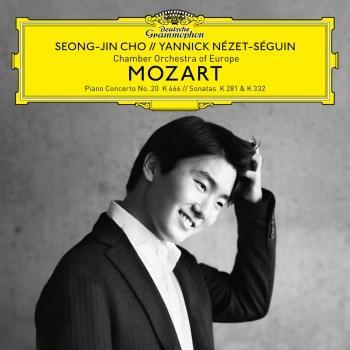 Cover Mozart: Piano Concerto No. 20, K. 466; Piano Sonatas, K. 281 & 332
