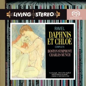 Cover Ravel: Daphnis et Chloé