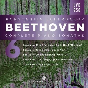 Cover Beethoven: Complete Piano Sonatas, Vol. 6
