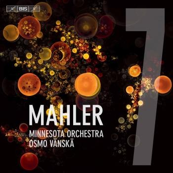 Cover Mahler: Symphony No. 7 in E Minor 'Song of the Night'
