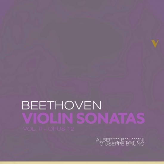Cover Beethoven: Complete Violin Sonatas, Vol. 2 – Op. 12