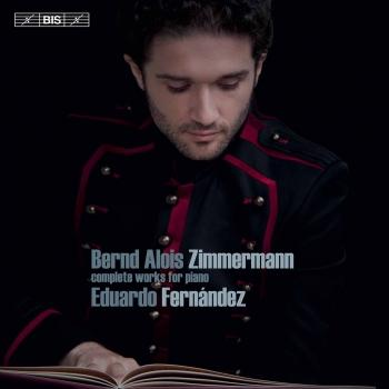 Cover Zimmermann: Complete Works for Piano