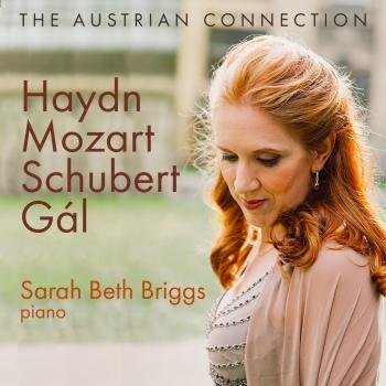 Cover The Austrian Connection: Haydn; Mozart; Schubert; Gál