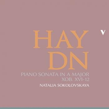 Cover Haydn: Divertimento in A Major, Hob. XVI:12
