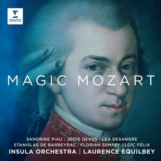 Cover Magic Mozart
