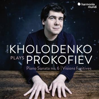 Cover Prokofiev: Sonata No. 6 & Visions fugitives