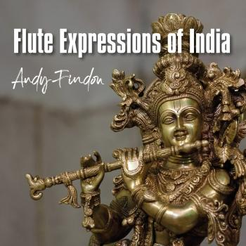 Cover Flute Expressions of India