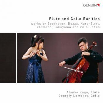 Cover Flute & Cello Rarities